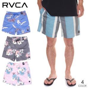 SALE セール RVCA ルーカ ボードショーツ メンズ ECLECTIC ELASTIC SHORT 2019春夏 3direct