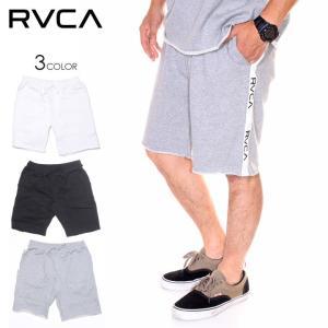 RVCA ルーカ ショーツ メンズ RVCA SWEAT SHORTS 2019春夏|3direct