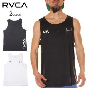 SALE セール RVCA ルーカ ラッシュタンクトップ メンズ RVCA LANE TANK 2020春夏|3direct