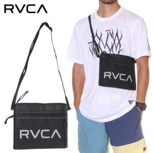 SALE セール RVCA ルーカ バッグ メンズ RVCA SACOCHE 2019春夏|3direct