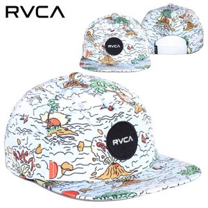 SALE セール RVCA ルーカ キャップ キッズ PRINT 2019春夏|3direct