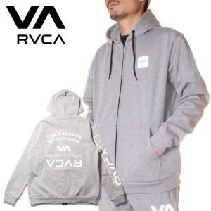 RVCA ルーカ パーカー メンズ BALANCE ARC ZIP HOODIE 2020秋冬|3direct