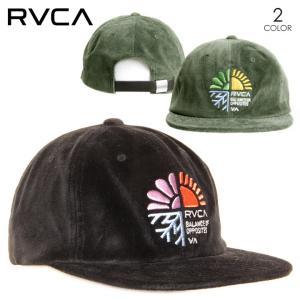 RVCA ルーカ キャップ メンズ MOTOR CLASPBACK 2020秋冬|3direct