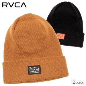 RVCA ルーカ ビーニー メンズ CHAIN MAIL BEANIE 2020秋冬|3direct