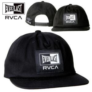 RVCA ルーカ キャップ メンズ EVERLAST SPORT HAT 2020秋冬|3direct