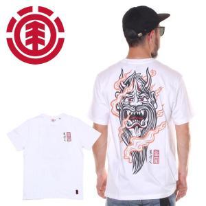 SALE セール ELEMENT エレメント Tシャツ メンズ DEMON KEEPER 2020春夏|3direct