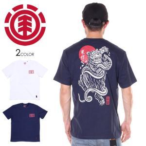 SALE セール ELEMENT エレメント Tシャツ メンズ TRADITION SS 2020春夏|3direct