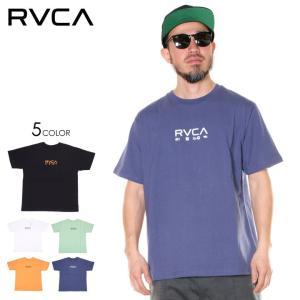 SALE セール RVCA ルーカ Tシャツ メンズ LUKE RVCA SS 2020春夏|3direct