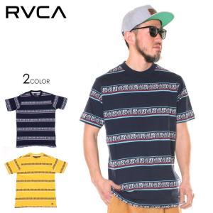 SALE セール RVCA ルーカ Tシャツ メンズ CAIRO SS CREW|3direct