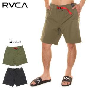 【ワイワイSALE】 RVCA ルーカ ハイブリッドショーツ メンズ CIVIC HYBRID 2020春夏|3direct