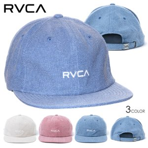 RVCA ルーカ キャップ TONALLY 2020春夏|3direct