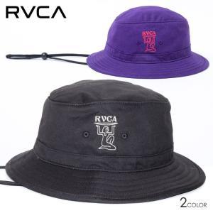 RVCA ルーカ ハット メンズ ANCIENT BUCKET 2020春夏|3direct