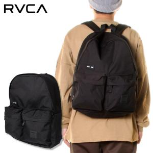 RVCA ルーカ リュック メンズ 1DAY BAG 2020春夏|3direct
