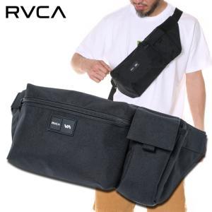 RVCA ルーカ ウェストバッグ メンズ WAIST KEEPER 2020春夏|3direct