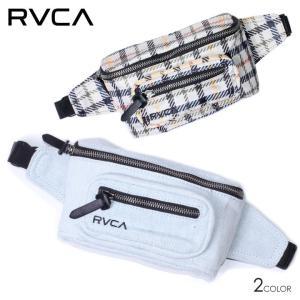 SALE セール RVCA ルーカ ウエストバッグ レディース RECRUIT BUM BAG 2020春夏 3direct
