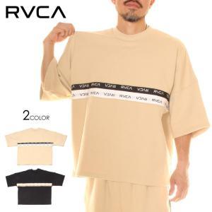 RVCA ルーカ Tシャツ メンズ 2TONE JQ TAPE RVCA 2020春夏|3direct