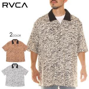 SALE セール RVCA ルーカ シャツ メンズ RESTLESS BOXFIT SHIRT 2020年春夏|3direct