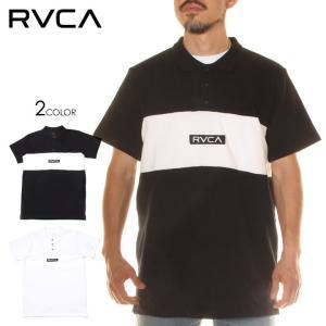 SALE セール RVCA ルーカ ポロシャツ メンズ BOX RVCA POLO 2020年春夏|3direct