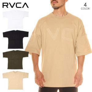 SALE セール RVCA ルーカ Tシャツ メンズ FAKE RVCA TEE 2020春夏|3direct