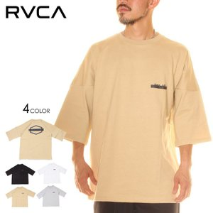 SALE セール RVCA ルーカ Tシャツ メンズ REDACTED RVCA TEE 2020春夏|3direct