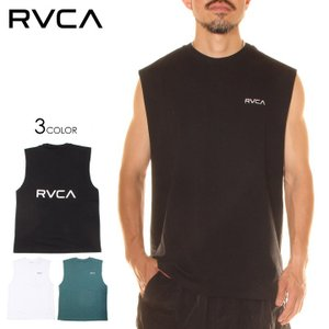 SALE セール RVCA ルーカ タンクトップ メンズ BACK RVCA TANK 2020春夏|3direct