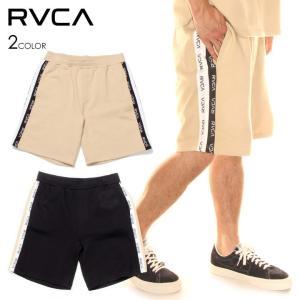 RVCA ルーカ ショーツ メンズ 2TONE JQ TAPE SHORT 2020春夏|3direct