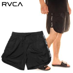 RVCA ルーカ ショーツ メンズ SCALLOPEDHEM SHORT 2020春夏|3direct