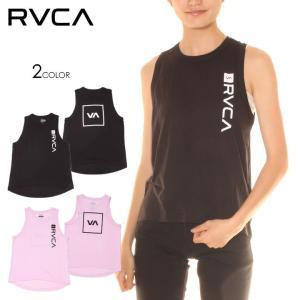 SALE セール RVCA ルーカ タンクトップ レディース VA MUSCLE 2020春夏 3direct
