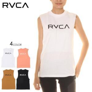 SALE セール RVCA ルーカ タンクトップ レディース BIG RVCA TANK 2020春夏 3direct