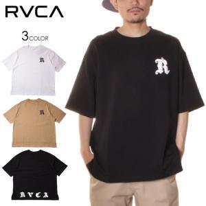 SALE セール RVCA Tシャツ メンズ 半袖Tシャツ Eno St BA041-208|3direct