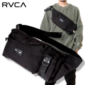 SALE セール RVCA ルーカ ウエストバッグ UTILITY PACK 2021春夏 3direct