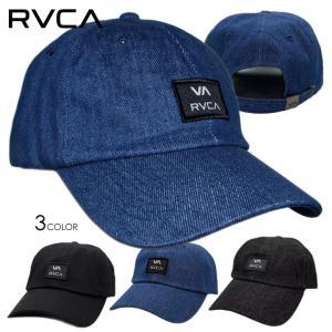 RVCA キャップ メンズ ブランド CAP レディース ユニセックス ローキャップ ストリート サーフ サーフィン VA ALL THE WAY CURVE BB041-888 3direct