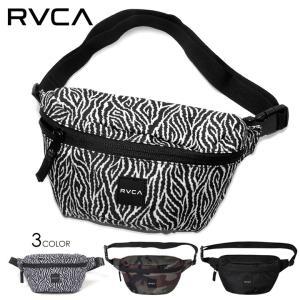 RVCA バッグ ウエストポーチ メンズ レディース ルーカ ルカ ストリート サーフ スケート RVCA WAIST PACK II BB041-974 3direct