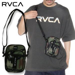 SALE セール RVCA バッグ ショルダーバッグ メンズ レディース ロゴ 定番 ルーカ ルカ ストリート サーフ スケート UTILITY POUCH BB041-975 3direct