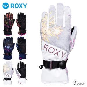 ROXY ロキシー グローブ スノーボード レディース ROXY JETTY GLOVES ERJHN03097|3direct