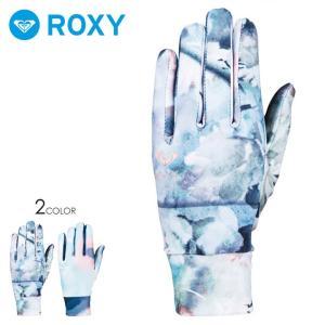 ROXY ロキシー グローブ スノーボード レディース LINER GLOVES ERJHN03105|3direct