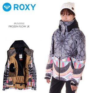 SALE セール ROXY ロキシー スノーボードウェア ジャケット レディース FROZEN FLOW JK ERJTJ03155|3direct