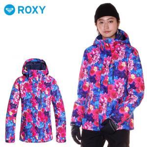 ROXY ロキシー スノーボードウェア ジャケット レディース M / MIKA NINAGAWA x ROXY JETTY JK 2019-20 秋冬|3direct