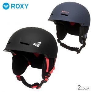 ROXY ロキシー ヘルメット スノーボード レディース AVERY ERJTL03031 2018-2019秋冬 グレー/ブラック 56cm/58cm/60cm|3direct