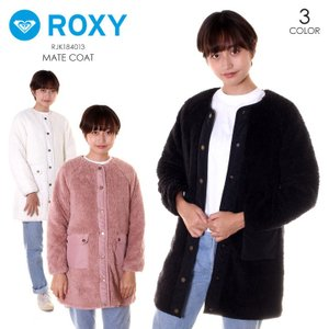 ROXY ロキシー ボアコート レディース MATE COAT RJK184013|3direct