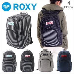 ROXY リュック レディース GO OUT 2018 春 RBG181317 20L ブラック/ホワイト/ネイビー/グレー|3direct