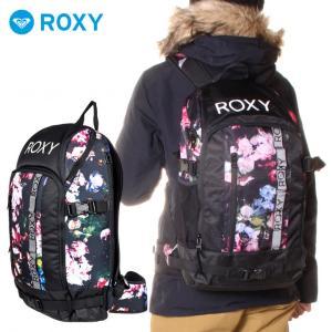 SALE セール ROXY ロキシー スノー リュック レディース TRIBUTE BACKPACK 2019-20 秋冬|3direct