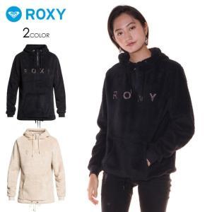 SALE セール ROXY ロキシー パーカー レディース PLUMA SHERPA 2019-20 秋冬|3direct