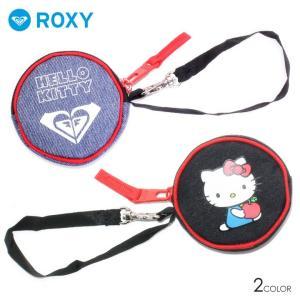 SALE セール ROXY x HELLO KITTY ロキシー コインケース レディース  HELLO KITTY COIN CASE 3direct
