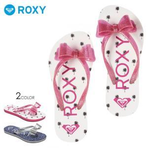 ROXY ロキシー サンダル キッズ RG LULU III - ARGL100183 2019春夏|3direct