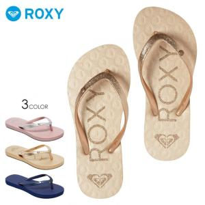 ROXY ロキシー サンダル キッズ RG VIVA GLITTER II 2019春夏|3direct