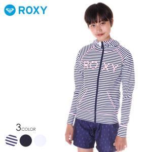 SALE セール ROXY ロキシー ラッシュガード レディース RASHIE PARKA - RLY185070 2019春夏|3direct