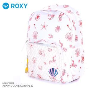 SALE セール ROXY x Disney ロキシー x ディズニー リュック キッズ ALWAYS CORE CANVAS D|3direct