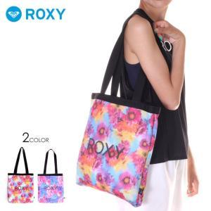 ROXY ロキシー トートバッグ レディース M / MIKA NINAGAWA BEACH BAG|3direct
