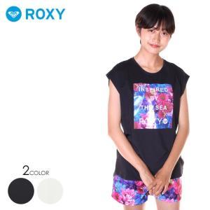 SALE セール ROXY ロキシー ラッシュガード Tシャツ レディース M / mika ninagawa SHORT SLEEVE|3direct